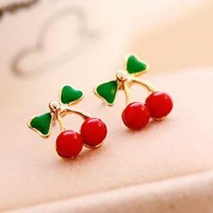 Cherry Studs